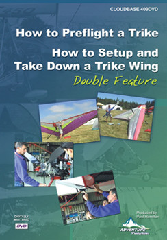 How to Set Up and Take Down a Trike Wing DVD cover